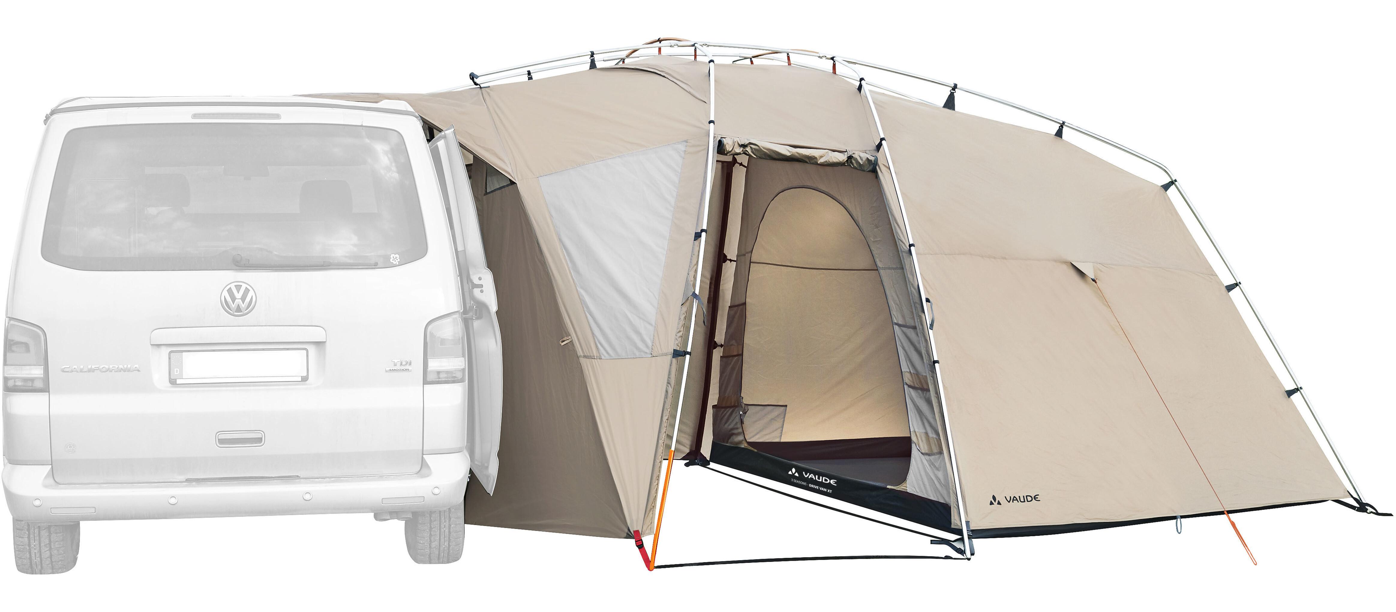 vaude drive van xt 5p tent sand at. Black Bedroom Furniture Sets. Home Design Ideas